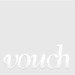 A great web designer: Vouch, Fort Lauderdale, FL logo