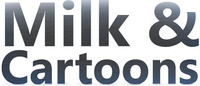 A great web designer: Milk and Cartoons, Rostov, Russia logo
