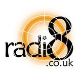 A great web designer: radi8.co.uk, London, United Kingdom logo