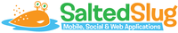 A great web designer: Salted Slug, Fort Lauderdale, FL logo