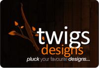 A great web designer: TwigsDezines, Hyderabad, India logo