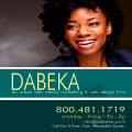 A great web designer: Dabeka Ink, Atlanta, GA logo