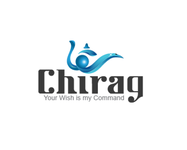 A great web designer: Rub the Chirag, Mumbai and Delhi and Bangalore, India logo