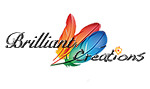 A great web designer: Brilliant Creations Web Design, Toronto, Canada logo