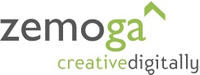A great web designer: Zemoga, New York, NY logo