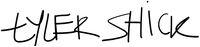 A great web designer: Tyler Shick, Detroit, MI