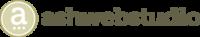 A great web designer: ashwebstudio, San Diego, CA logo