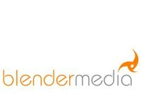 A great web designer: Blender Media Inc, Vancouver, Canada logo