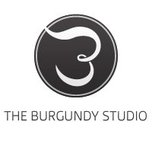 A great web designer: The Burgundy Studio, Hamilton, Canada logo