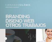 A great web designer: Fernando Silanes Design, Santiago de Chile, Chile logo