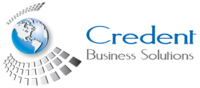 A great web designer: Credent Business Solutions, Los Angeles, CA logo