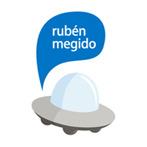 A great web designer: Rubén Megido, Oviedo, Spain logo