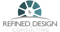 A great web designer: Refined Designer, Washington DC, DC logo