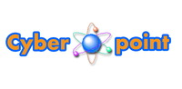 A great web designer: CyberPoint, Neos Kosmos, Greece logo