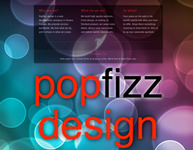 A great web designer: popfizz design, Ottawa, Canada