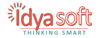 A great web designer: Idyasoft, Chennai, India logo
