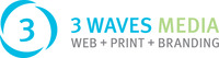 A great web designer: 3 Waves Media, Virginia Beach, VA