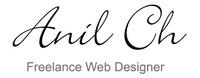 A great web designer: Anil.Ch, Toronto, Canada logo