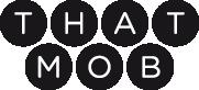 A great web designer: That Mob, Melbourne, Australia logo
