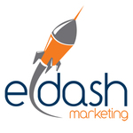 A great web designer: eDash Marketing, Austin, TX logo