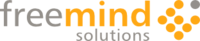 A great web designer: freemind solutions, Minneapolis, MN logo