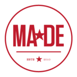 A great web designer: MADE, Orlando, FL logo