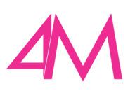 A great web designer: 4M, Karachi, Pakistan logo