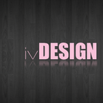 A great web designer: ivDESIGN, Chicago, IL logo