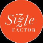 A great web designer: SizzleFactor, Los Angeles, CA logo