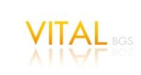 A great web designer: VITAL BGS, Los Angeles, CA logo