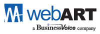 A great web designer: WebArt, Toledo, OH logo