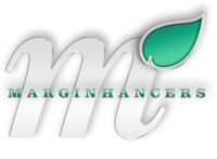 A great web designer: MarginHancers, St Louis, MO logo