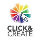 A great web designer: Click and Create, Dallas, TX logo