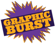 A great web designer: Graphic Burst Studio, Paranaque, Philippines logo