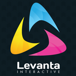 A great web designer: Levanta Interactive, Houston, TX logo