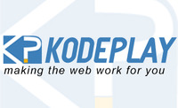 A great web designer: Kodeplay, Mumbai, India logo
