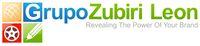 A great web designer: Grupo Zubiri Leon, McAllen, TX logo