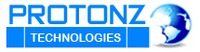 A great web designer: PROTONZ Technologies Pvt Ltd, Mumbai, India logo