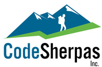 A great web designer: CodeSherpas, Inc., Washington DC, DC logo
