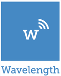 A great web designer: Wavelength, Kansas City, MO logo