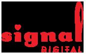 A great web designer: Signal Digital, Copenhagen, Denmark logo