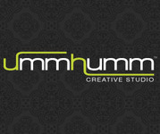 A great web designer: ummhumm | creative studio, West Palm Beach, FL logo