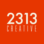 A great web designer: 2313 CREATIVE, Knoxville, TN logo