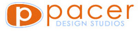 A great web designer: Pacer Design Studios, Pittsburgh, PA logo