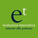 A great web designer: Evoluzione Telematica, Brescia, Italy