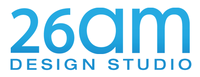 A great web designer: 26AM Design Studio, Sacramento, CA