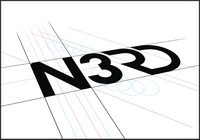 A great web designer: N3RD, London, United Kingdom logo
