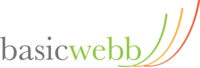A great web designer: Basic Webb, Central, Hong Kong logo