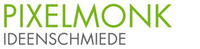 A great web designer: PIXELMONK IDEENSCHMIEDE, Wuerzburg, Germany logo