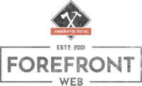 A great web designer: ForeFront Web, Columbus, OH